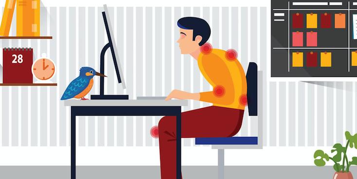 Ergonomic Tips For Graphic Designers
