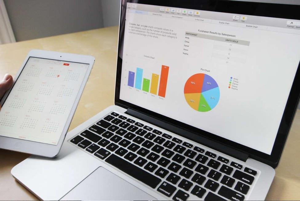 paperless office - macbook
