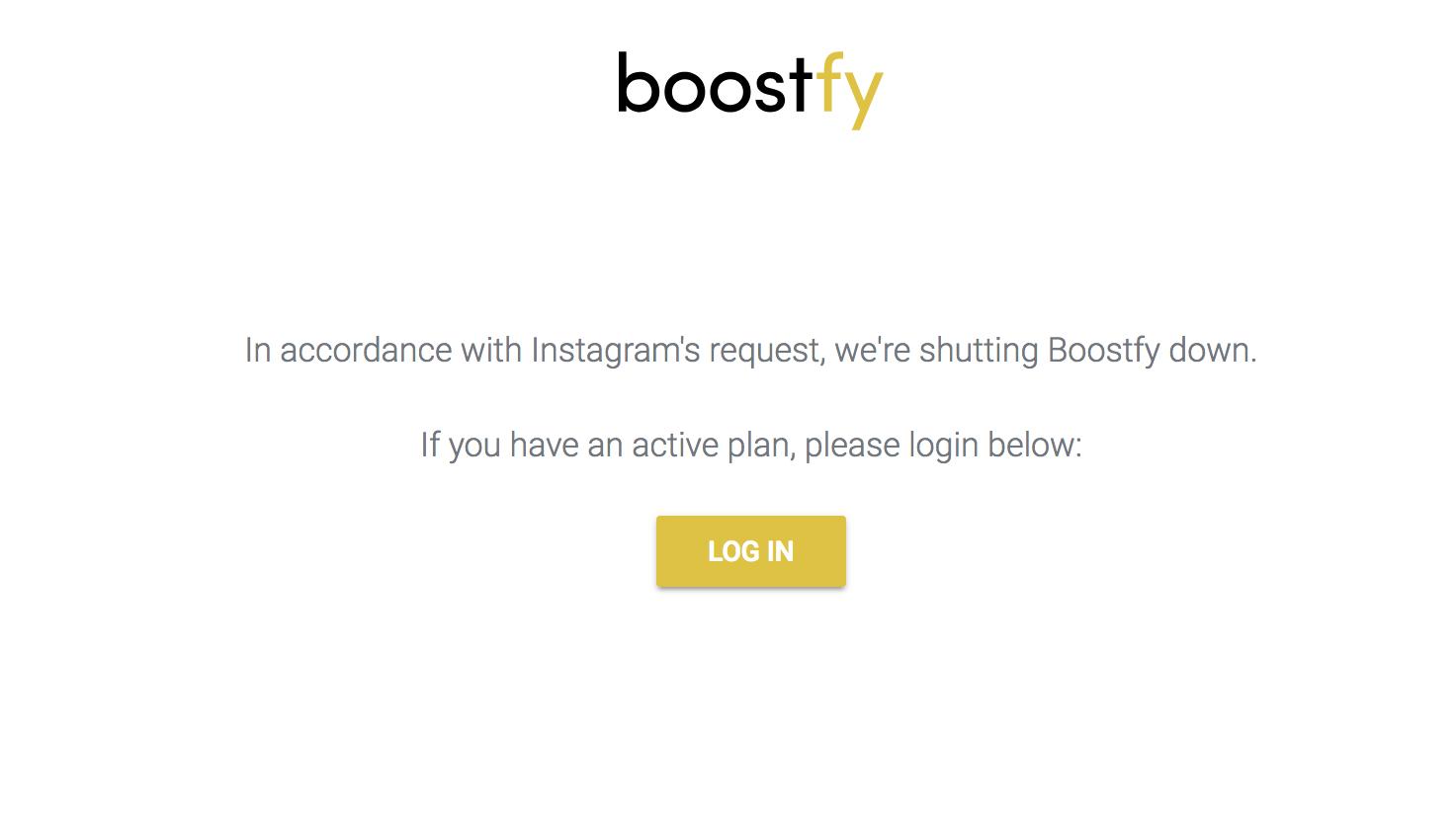 Boostfy Shutdown & The Best Alternatives