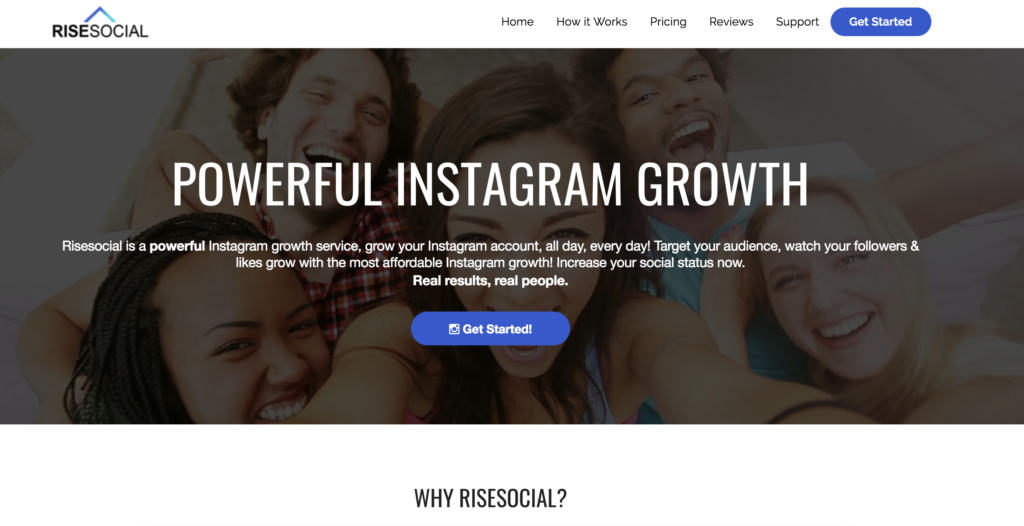 Rise Social Review