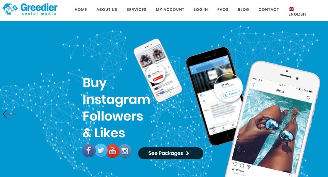 Greedier Social Media Review