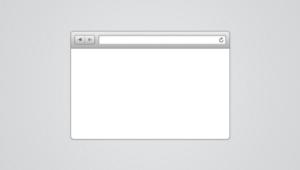 Mini Mac Browser Window
