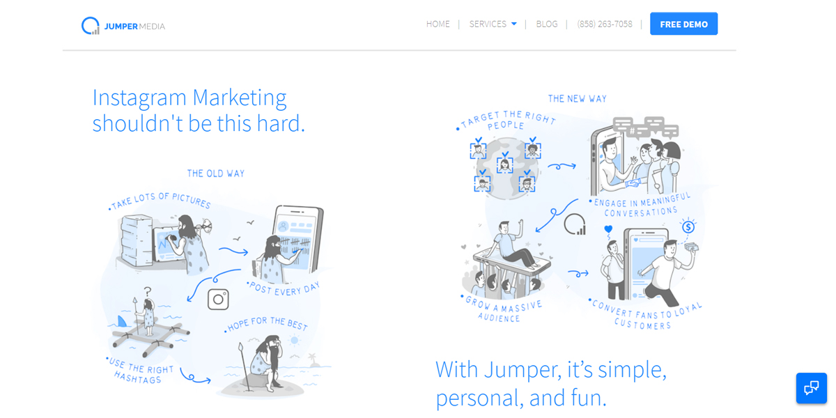 Jumper Media Review