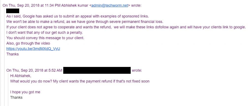 techworm.net scam 2