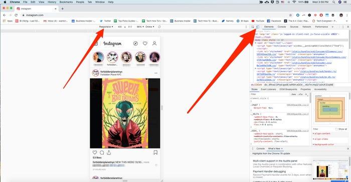 Google Chrome browser 2