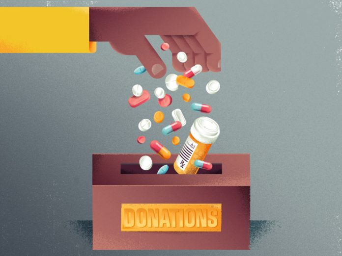 Mount St. John's Medical Centre (MSJMC) Receives Donation from Friends