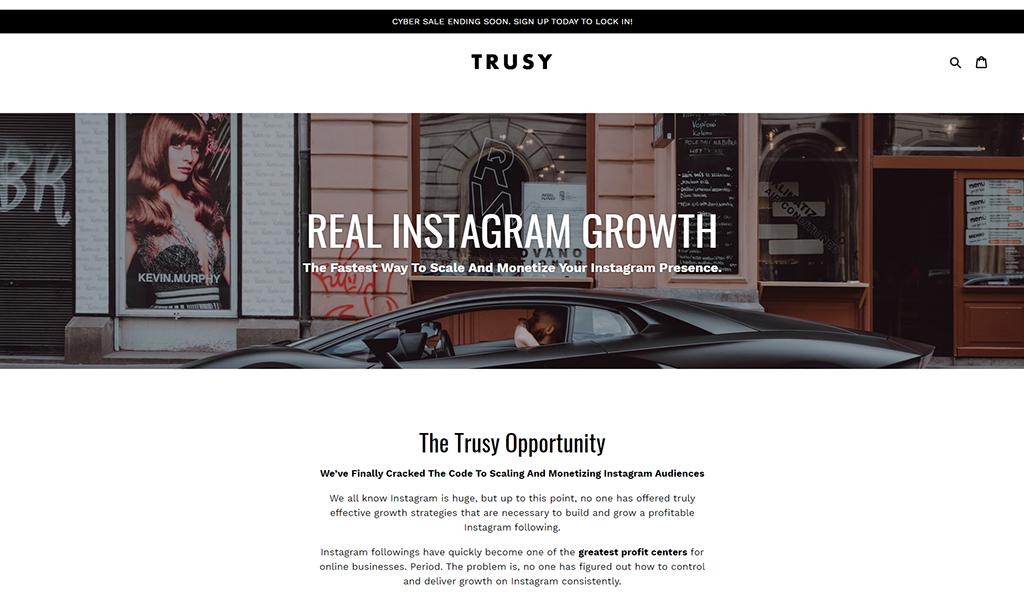 Trusy Review & Better Alternatives