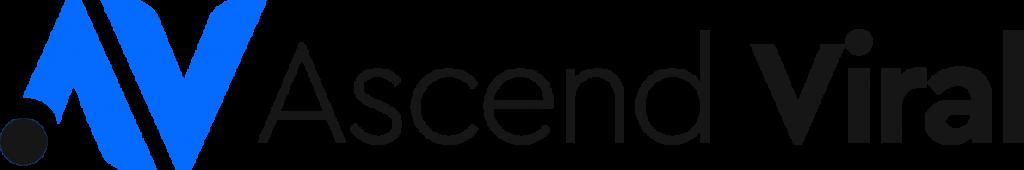 Ascend Viral - logo