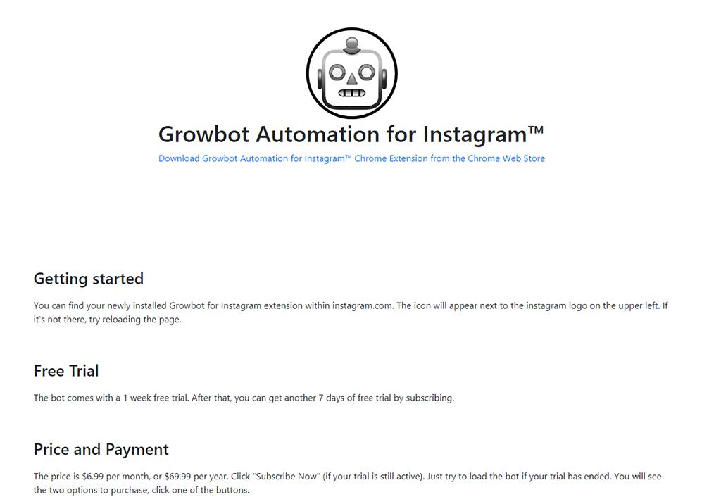 Grow Bot for Instagram Review & Alternatives
