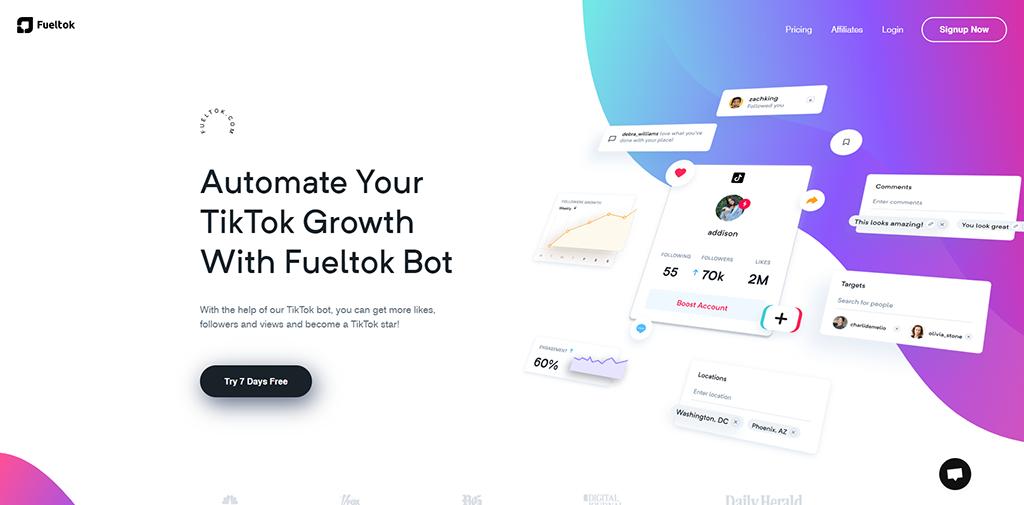 Fueltok Review & Alternatives