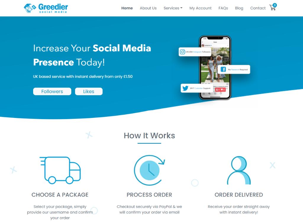 Greedier Social Media Review & User Ratings