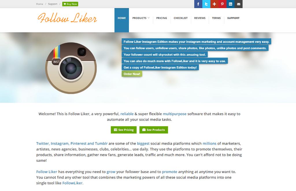 FollowLiker Review & Better Alternatives