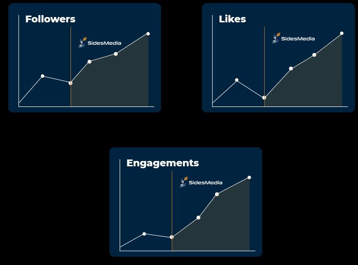 SidesMedia charts