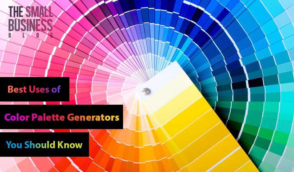 6 Best Uses of Color Palette Generators You Should Know