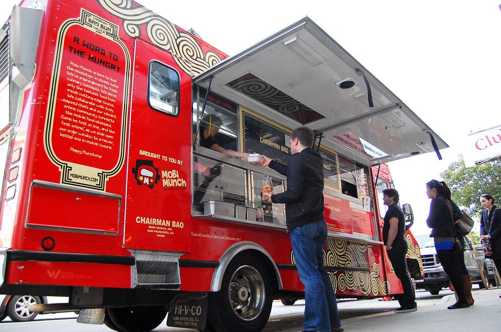 Food & Beverage Truck