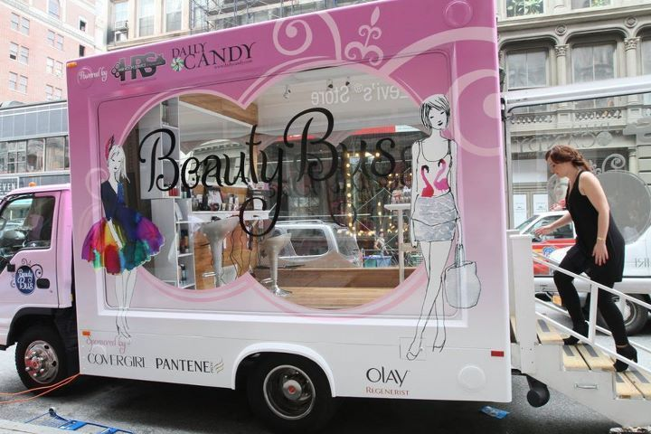 Mobile Salon