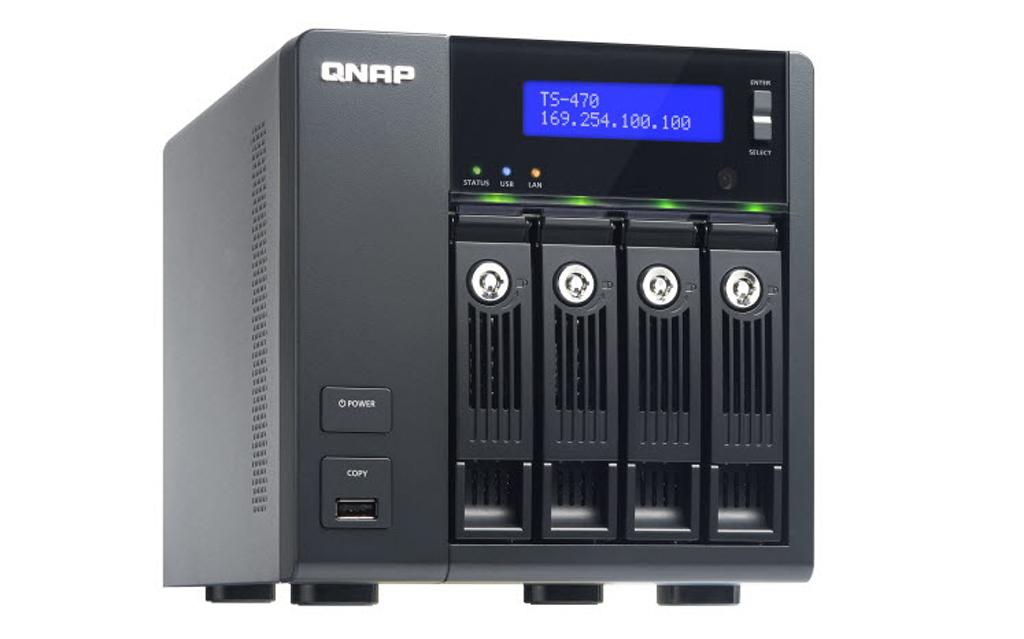 QNAP TurboNAS TS 470