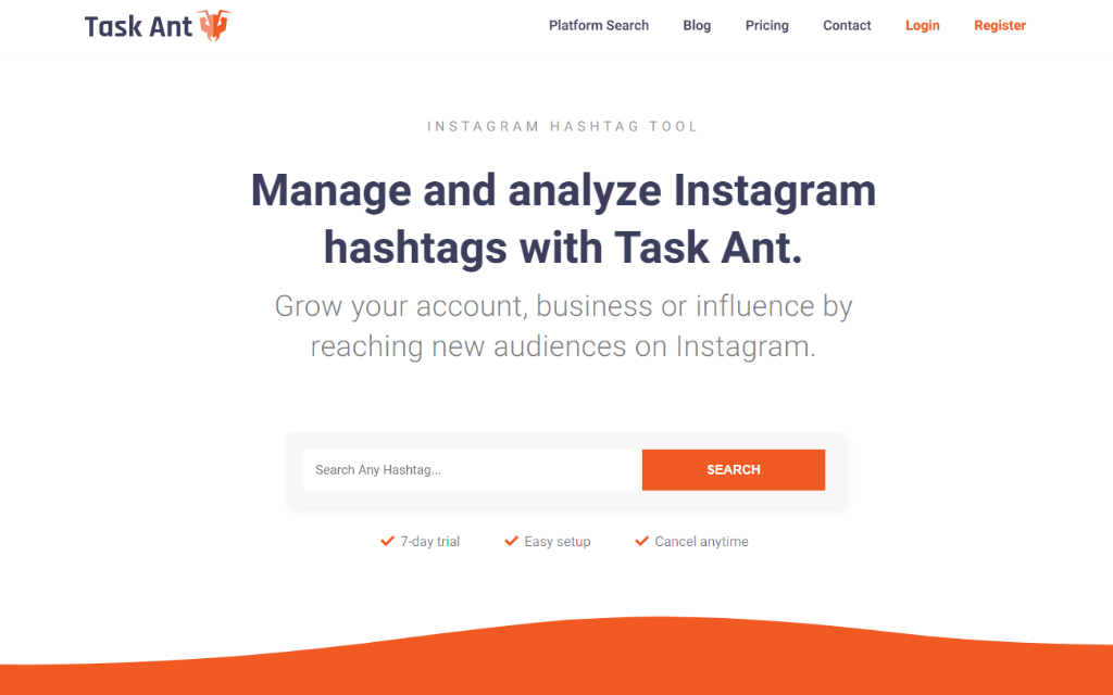 Task Ant