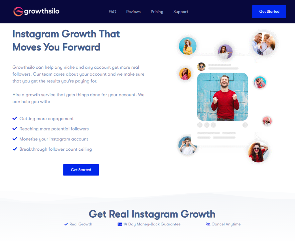 Growthsilo Instagram Growth