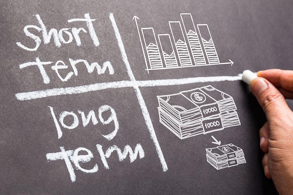 Long Term versus Short Term