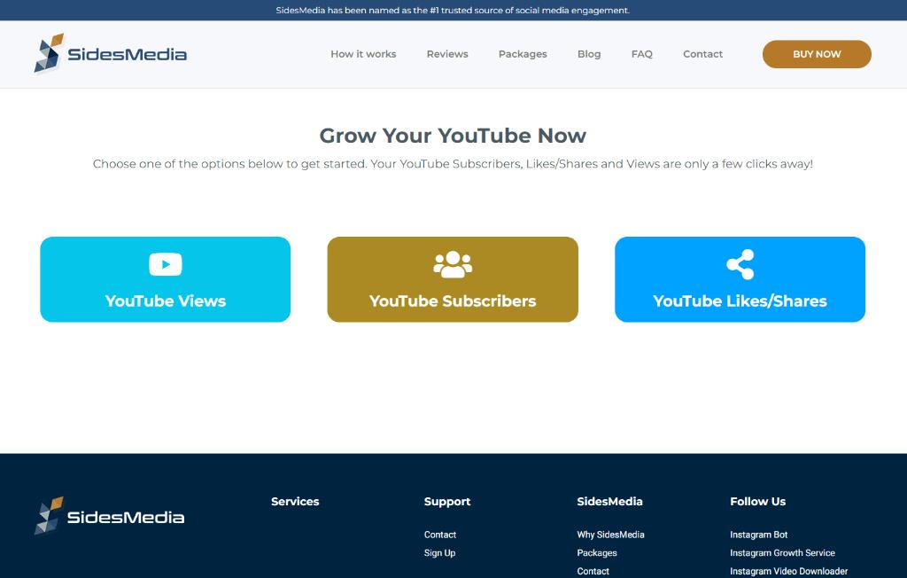 SidesMedia Youtube