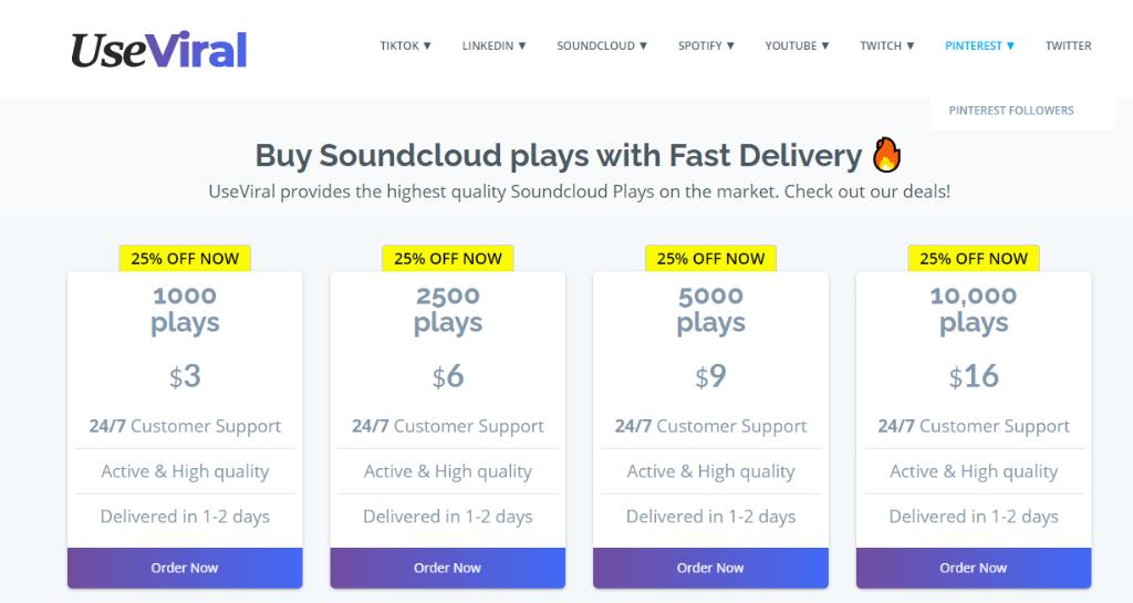 UseViral Soundcloud