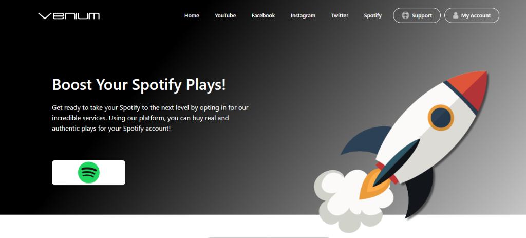 Venium Spotify