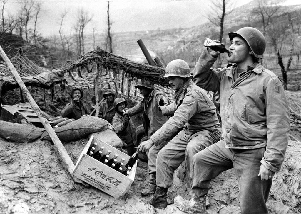 Coca-Cola WWII