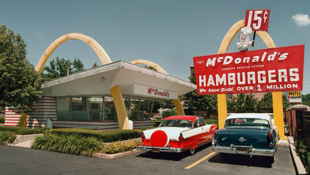 McDonald History