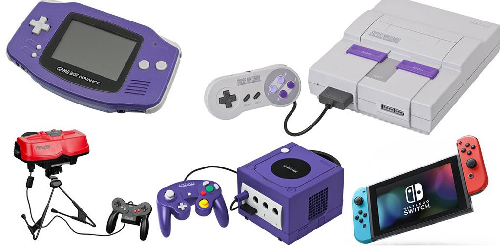 Nintendo History