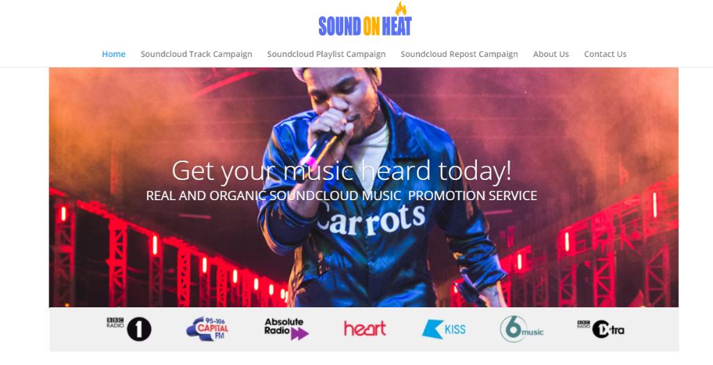 SoundOnHeat