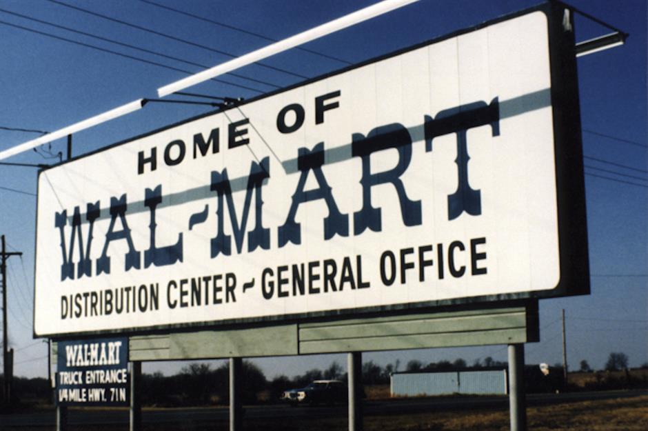 Walmart History