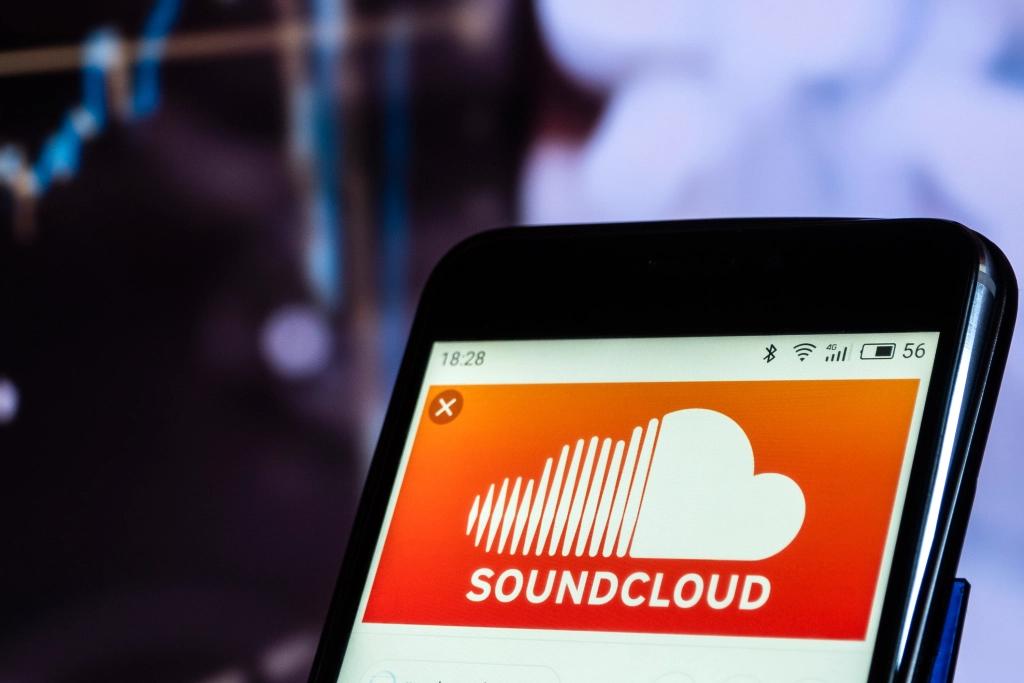 SoundCloud statistics for business
