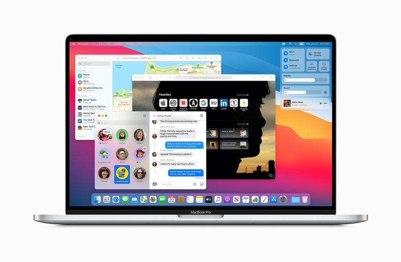 mac apps running