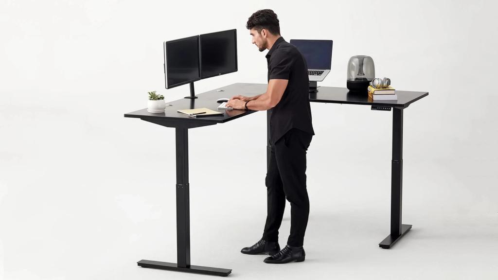 Autonomous SmartDesk Corner