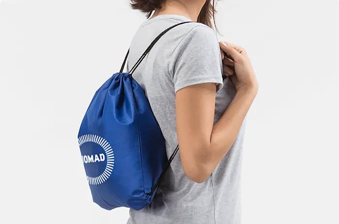 5 Creative Uses of Drawstring Bags