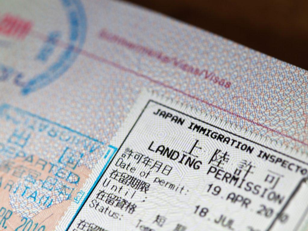 Japanese Working Visa