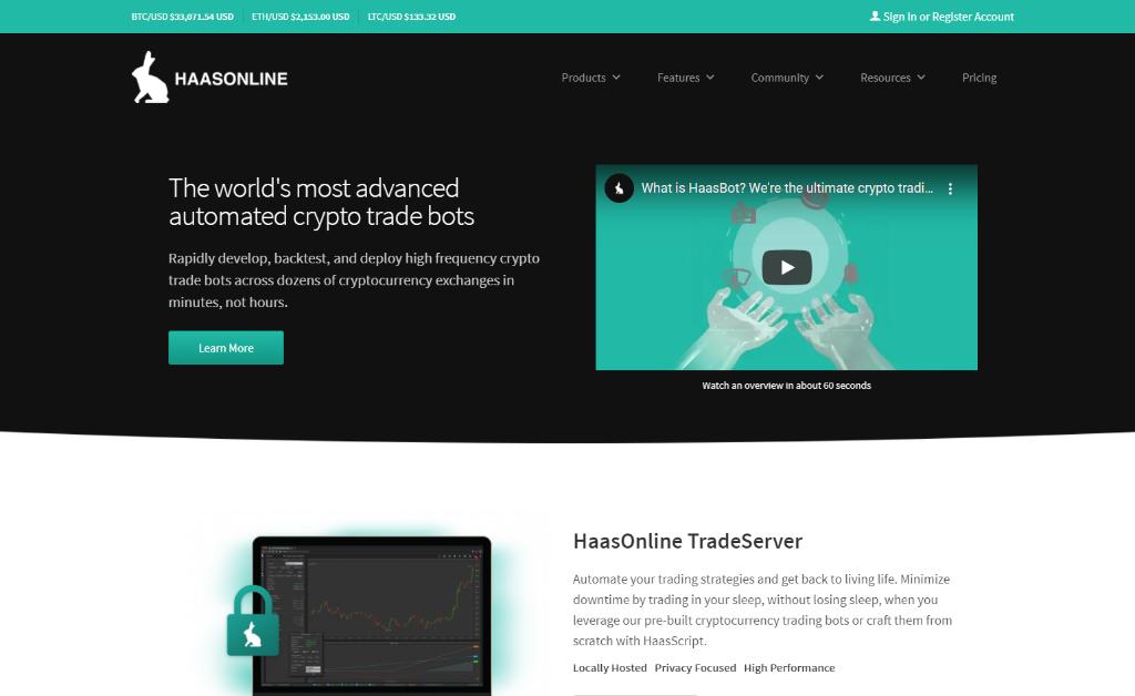 HaasOnline Review & Alternatives