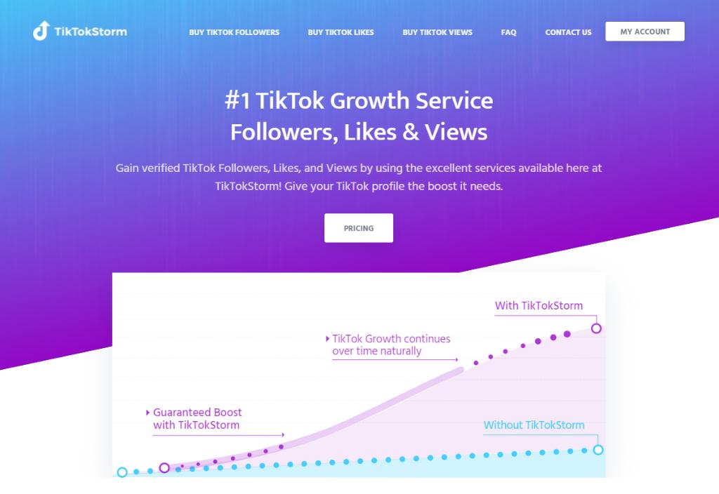 TikTok Storm Review & User Ratings