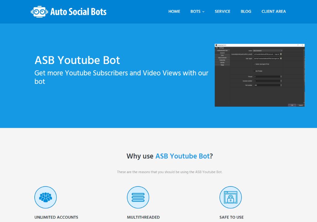 ASB YouTube Bot